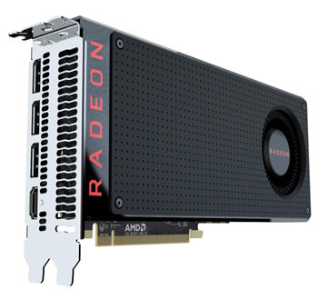 New gear: AMD Radeon RX 470 and 460, Samsung 64-layer 3D NAND SSD