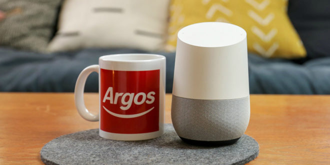 Argos launches Voice Shop on Google Home, but experts warn