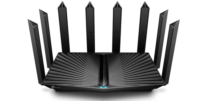 TP-Link Archer AX90 Wi-Fi 6 router