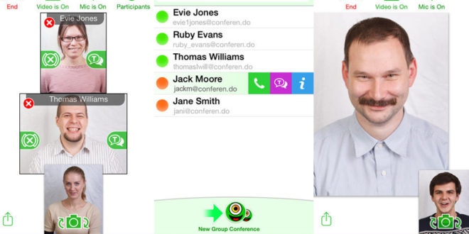 Top 10 free video conferencing apps – PCR